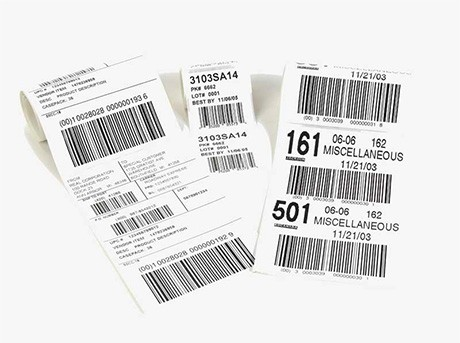 Item Identification Barcodes