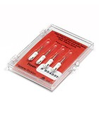Fine Fabric Short Plastic Base Needle Kit